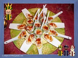 Cucharitas de pulpo a la gallega